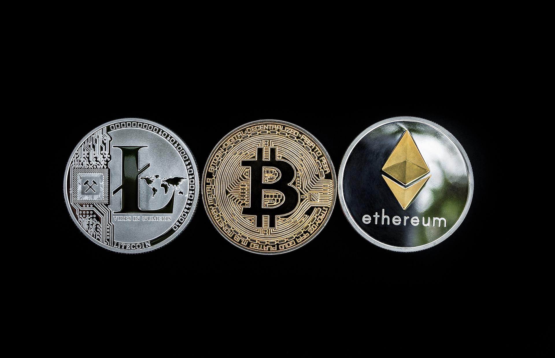 Kryptowährungen im Vergleich